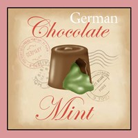 German Chocolate Mint Fine-Art Print