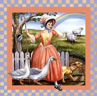 Little Bo Peep Fine-Art Print