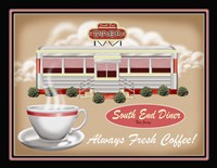 South End Diner Fine-Art Print