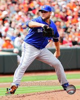Mark Buehrle 2014 Fine-Art Print