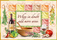 Add More Wine Fine-Art Print