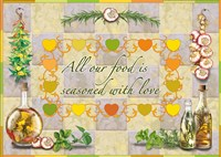 Seasoned With Love Fine-Art Print