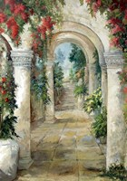 The Arched Entrance Fine-Art Print