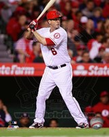 David Freese 2014 batting Fine-Art Print