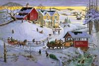 Christmas Time Fine-Art Print