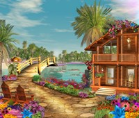 Island Dreams Fine-Art Print