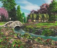 Pleasant Journey Fine-Art Print