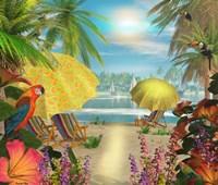 Tropical Delight Fine-Art Print