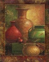 Earthen Vessels I Fine-Art Print