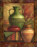 Earthen Vessels II Fine-Art Print