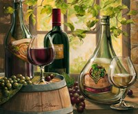 Wine By The Window II Fine-Art Print
