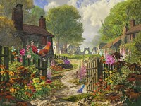 The Little Village Fine-Art Print