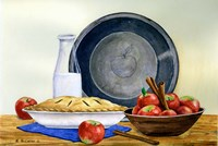 Gram's Apple Pie Fine-Art Print