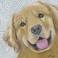 Dlynn's Dogs - Cosmo Fine-Art Print