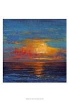 Sun Down I Fine-Art Print