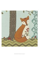 Forest Whimsy III Fine-Art Print