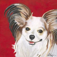 Dlynn's Dogs - Lilly Fine-Art Print