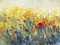 Flowers Sway I Fine-Art Print