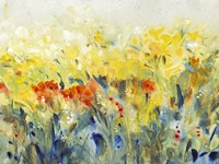 Flowers Sway II Fine-Art Print