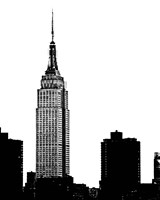 NYC Skyline I Fine-Art Print