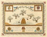 Garden Sampler II Fine-Art Print