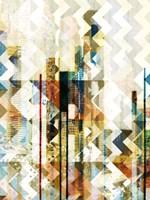 Urban Chevron II Fine-Art Print