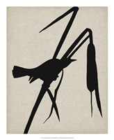 Audubon Silhouette II Fine-Art Print