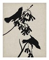 Audubon Silhouette VI Fine-Art Print