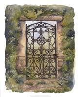 Iron Gate III Fine-Art Print