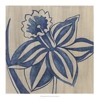 Indigo Daffodil Fine-Art Print