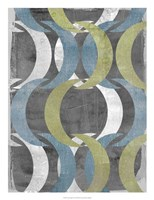Geometric Repeat II Fine-Art Print