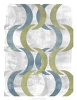Geometric Repeat III Fine-Art Print