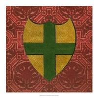 Noble Crest I Fine-Art Print