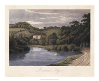 The English Countryside III Fine-Art Print