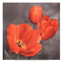 Spring Trio II - mini Fine-Art Print
