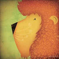 Lion WOW Fine-Art Print