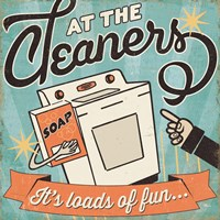 The Cleaners II Fine-Art Print
