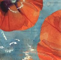 Poppies in the Sky II Fine-Art Print