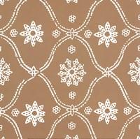 Woodblock Pattern III Fine-Art Print