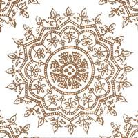 Woodblock Pattern IV Fine-Art Print