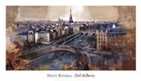 Ciel de Paris Fine-Art Print