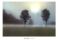Two Tress & Sunburst Fine-Art Print
