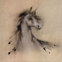 Horse Play I Fine-Art Print