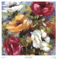 Lily's Garden II Fine-Art Print