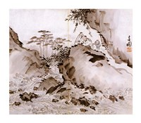 Yi Han-cheol - drawing Fine-Art Print