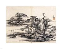 Yi Han-cheol Fine-Art Print