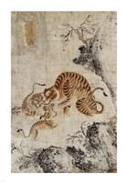 Family of Tigers Fine-Art Print