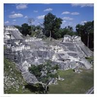 Tikal Mayan Guatemala Fine-Art Print