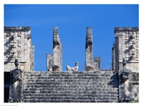 Chac Mool Temple of the Warriors Chichen Itza Fine-Art Print