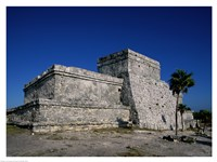 El Castillo, Tulum Fine-Art Print